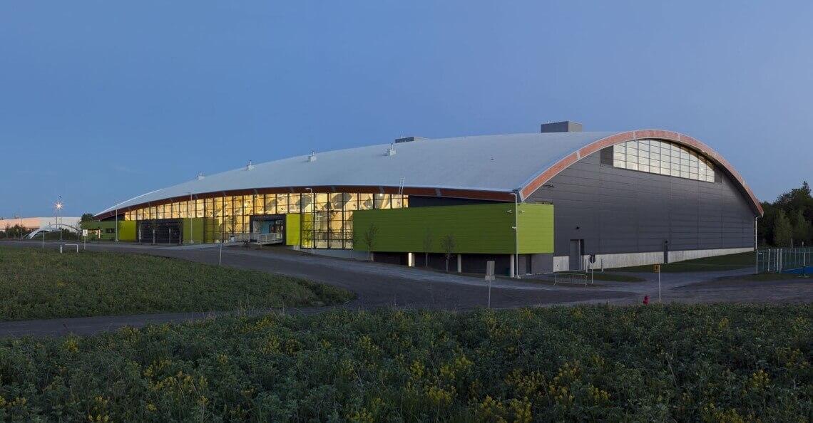 Complexe de Soccer du Parc Chauveau, Québec