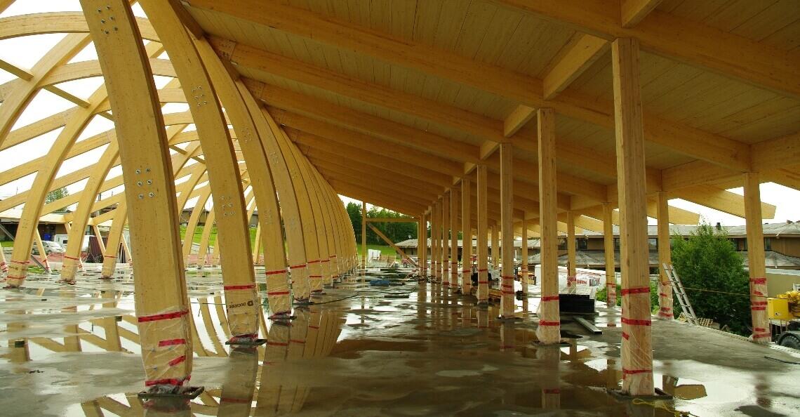 Institut Culturel Cris Aanischaaukamikw, Oujé-Bougoumou