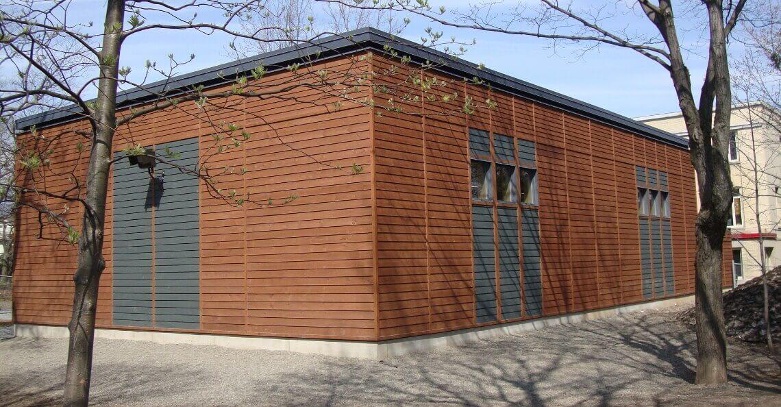 Gymnase de l'école Vision, Québec