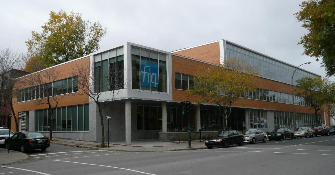 Édifice FIIQ, Montréal