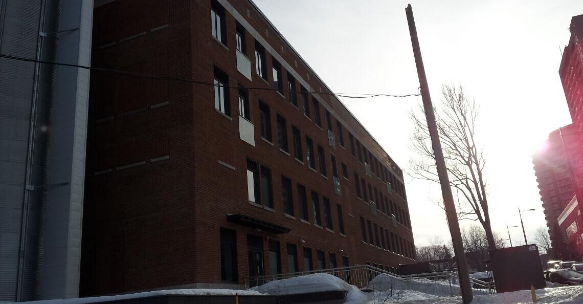 Bâtiment N, Cité Verte à Québec
