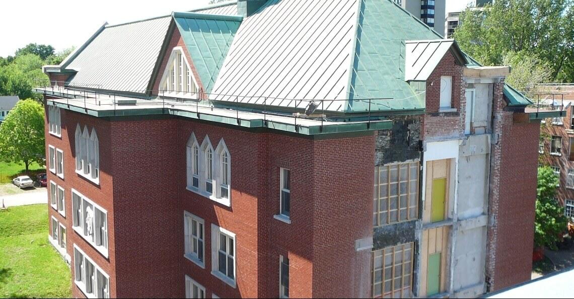 Bâtiment Q, Cité Verte à Québec