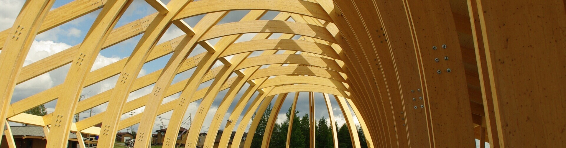 GLUED-LAMINATED ENGINEERED WOOD (GLULAM)